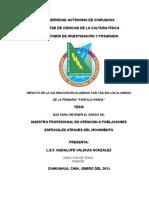 Tesis Valdivia