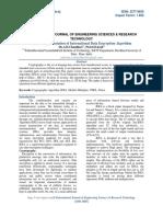 FPGA Implementation of International Dat
