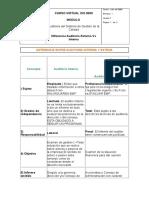 Tema 5. Auditoria Interna vs Externa