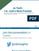 Insurance Tech Webinar 2015