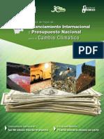 Analisis Flujo Financiero Nacional e Internacional CC - Bolivia