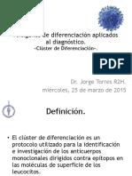 Ant%C3%ADgenos de Diferenciaci%C3%B3n