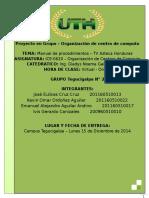 Proyecto en Grupo - Parcial III - Manual de Procedimientos