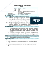 RPP Rangka Otot Dan Pesawat Sederhana Klp 7