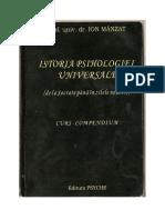 Cartea-ISTORIA PSIHOLOGIEI  UNIVERSALE.pdf