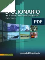Diccionario de Supply Chain Management