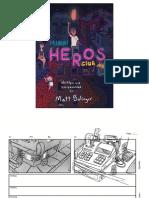 Midnight Heros Club Storyboards_Final