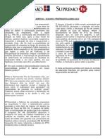 Questões Abertas - Professor Cláudio Calo 16.02.2014