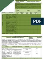 Planificación e Instrumentos de Evaluación