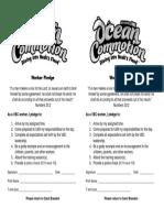 Worker Pledge - Revised