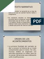 EL TEXTO NARRATIVO.pptx