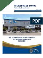 01 Boletín Mensual de Estadísticas Enero 2016.pdf