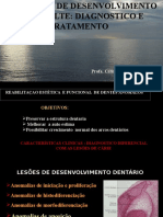 Anomalias de Desenvolvimento Do Esmalte.ppt Copia Escrita