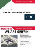 Coal Ash Dewatering Solution