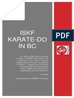 Dixon Joe - IsKF Karate-do in BC