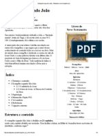 Evangelho Segundo João – Wikipédia, A Enciclopédia Livre