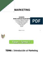 Fase I - Tema 1 - Introducción Al Marketing y Conceptos Básicos (1)