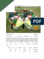 Danza Achsjata Pallaichis de Arequipa