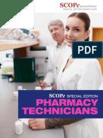 Scope Special Newsletter Pharmacy Technicians 03172015