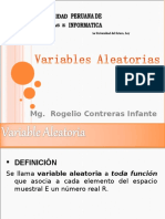 Variables Aleatoria
