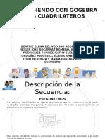 Ppt Secuencia Didactica Los Cuadrilateros - Grupo Innovadores