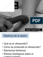 ultrasonido aplicacion