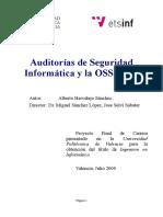 Auditorias de Seguridad Informatica y La OSSTMM