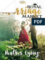 Royal Marriage Market - Heather Lyons