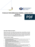 PPPM Sains Tingkatan 3