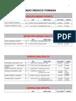 Lista Medico