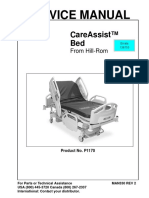 Hill-Rom Care Assist Bed
