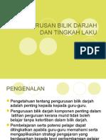 Tajuk 1 Pengurusan Bilik Darjah
