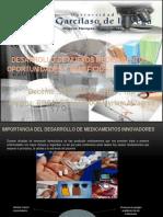 Desarrollo de Nuevos Medicamentos Mymi