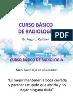 Conceptos Básicos de Radiología