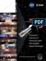 Quarter Century Discovery With Hubble