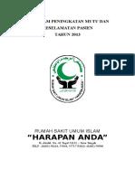 Program Kerja PMKP