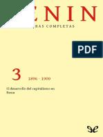 Lenin Vladimir Ilich - [Obras Completas de Lenin 0