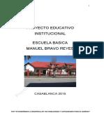 PEI Escuela Manuel Bravo Reyes