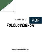 El Libro de La Folcloreishon, Partituras de Folclore, Real Book Folclore