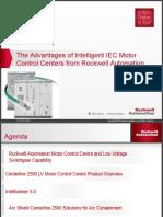 CENTERLINE 2500 MCC Advantages External Presentation