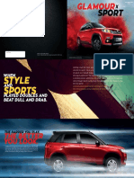 Brezza Auto Expo Brochure