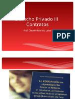 Clasificación de Los Contratos Según La Función Económica