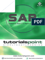 Training Simple and Easy Sap