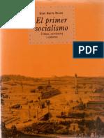306143378 Bravo G M El Primer Socialismo Temas Corrientes y Autores