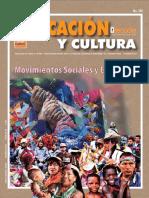 Revista Educacion y Cultura
