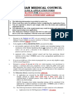 Malaysian Medical Council Guideline & Application Form