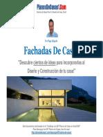 Fachadas de casas 101