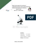 Trabajo Del Microscopio