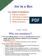 Cooper Container