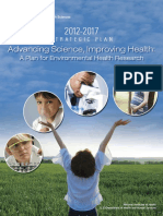 Niehs 20122017 Strategic Plan Frontiers in Environmental Health Sciences Booklet 508